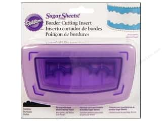 Wilton Tools Cutting Insert Border Bubbles