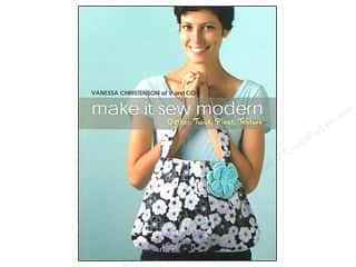 Purse Making Books & Patterns: That Patchwork Place Make It Sew Modern Book