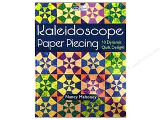 Paper Pieces paper dimensions: That Patchwork Place Kaleidoscope Paper Piecing Book