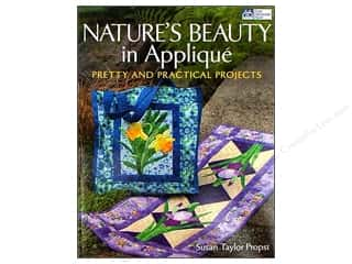 Books Nature's Beauty In Applique Book