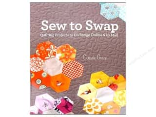 Sewing & Quilting 2013 Crafties - Best Organizer: Krause Publications Sew To Swap Book