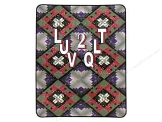 Magnets: Quilters Gift Shop Picture Frame Magnet Luv2Qlt
