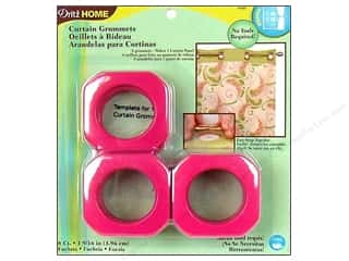 Dritz Home Curtain Grommets Large 1 9/16 in. Fuchsia