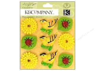 K&Co Sticker Charmers SW Meadow