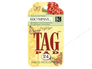 K&Co Tag Pad SW Meadow