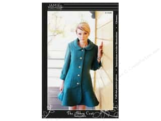 Seam Rippers Books & Patterns: Jamie Christina Designs Abbey Coat Pattern