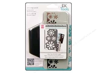 EK Paper Shapers Edger Punch 2 In 1 Snow Flurries