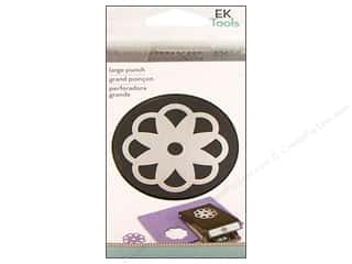 EK Paper Shapers Large Punch Retro Flower Burst