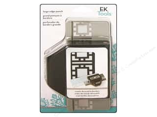 EK Paper Shapers Large Edger Punch Modern Cube