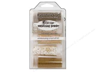 Embossing Aids Best of 2012: Stampendous Fran-Tage Embossing Kit