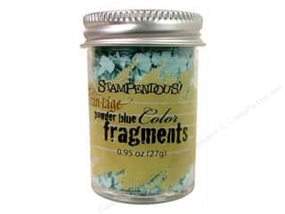 Clearance Fran-tage Color Fragments: Stampendous Fran-Tage Color Fragments Powder Blue