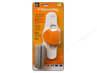 Fiskars Border Punch Interchangeable Starter Set Daisy Chain