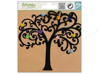 Feltables Fashion Iron On Blossom Tree