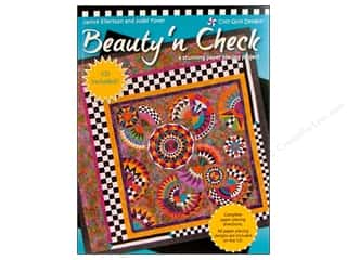 Books & Patterns Computer Accessories: Cozy Quilt Designs Beauty N Check Book