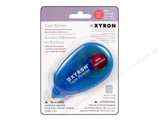 Xyron Glues/Adhesives: Xyron Tape Runner Tape Runner