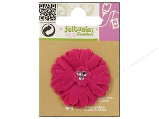 Feltables Fashion Embl Cutie Daisy Flower Fuchsia