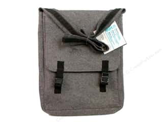 Feltables Fashion Blank Messenger Man Bag Grey