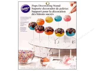 Stands: Wilton Cake Pops Decorating Stand