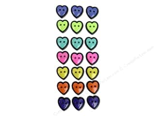 Jesse James Dess It Up Embellishments Small Hearts