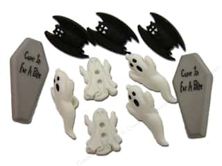 Holiday Sale: Jesse James Embellishments Spooky Stuff