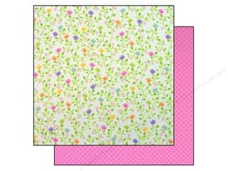 Doodlebug Paper 12x12 Hello Spring Birds Feather (25 piece)