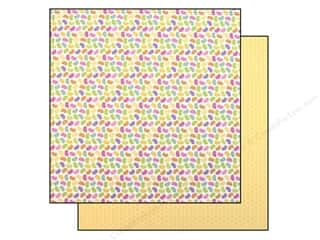 Doodlebug Paper 12 x 12 in. Rainbow Jellies (25 piece)