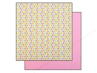Doodlebug Paper 12x12 Hello Spring Spring Bouquet (25 piece)