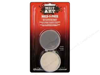 Candlemaking Molds: Ranger Melt Art Mold-n-Pour Compound 3oz