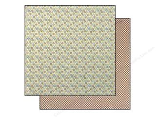 Doodlebug Paper 12 x 12 in. Cheery Os (25 piece)