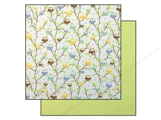 Doodlebug 12 in: Doodlebug Paper 12 x 12 in. Snips & Snails Nighty Night (25 pieces)
