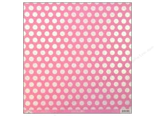 Doodlebug Paper 12 x 12 in. Dots Cupcake (25 piece)
