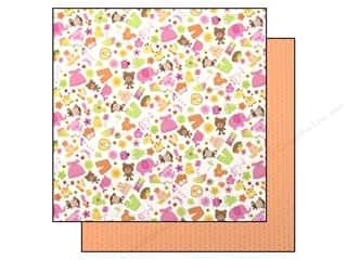 Doodlebug Paper 12x12 Sugar &amp; Spice (25 piece)