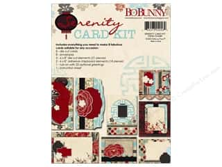 Bo Bunny Card Kit Serenity