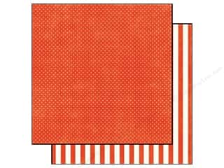 Echo Park Paper 12x12 Dots&amp;Stripes Home Tiny Lbug (25 piece)