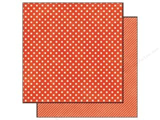 Echo Park 12 x 12 in. Paper Ladybug Small Dot (25 piece)