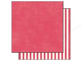 Echo Park 12 x 12 in. Paper Strawberry Tiny Dot (25 piece)