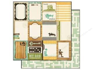 Echo Park Paper 12x12 This&amp;That Charming Journal (25 piece)