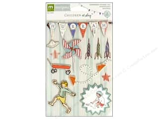 Making Memories Stickers Dimensional Sarah Jane Boy