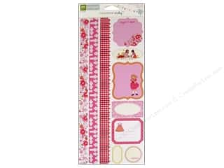 Making Memories Stickers Sarah Jane Journal Girl