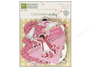 Making Memories Die Cut Sarah Jane Girl