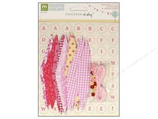 Making Memories Kit Pennant Mini Sarah Jane Girl