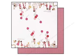 Making Memories Paper 12x12 SJane On Parade (25 piece)
