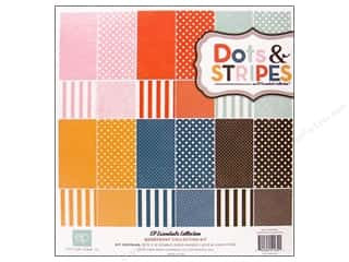 Echo Park Collection Kit Dots & Stripes Home Front