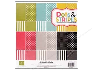 Echo Park Collection Kit Dots & Stripes Soda Fountain