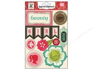 2013 Crafties - Best Adhesive: Echo Park Chipboard Layered This & That Graceful