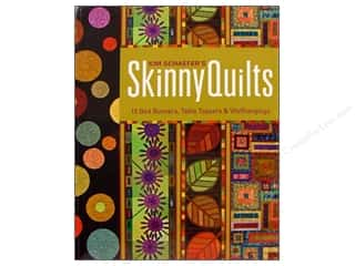 Stash Books An Imprint of C & T Publishing Quilt Books: C&T Publishing Skinny Quilts Book by Kim Schaefer