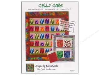 Serendipity Studio Clearance Patterns: The Quilt Studio Jelly Jars Pattern