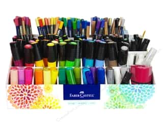Faber Castell FaberCastell Stampers Big Brush Pen: Faber-Castell Kits Studio Caddy Premium Gift Set