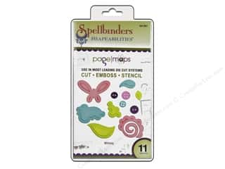 Holiday Gift Ideas Sale Spellbinders: Spellbinders Shapeabilities Die Whimsy