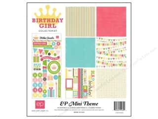 Echo Park Collection Kit Birthday Girl